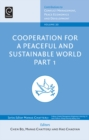 Cooperation for a Peaceful and Sustainable World - Book