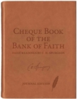 Chequebook of the Bank of Faith Journal - Book