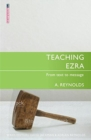 Teaching Ezra : From Text to Message - Book