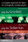 A Complete Repertoire for Black for Strategically Minded Players - Book