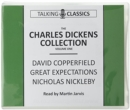 The Charles Dickens Collection : David Copperfield, Great Expectations & Nicholas Nickleby - Book