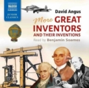 More Great Inventors and Their Inventions - Book