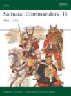 Samurai Commanders (1) : 940 1576 - eBook