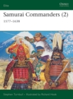 Samurai Commanders (2) : 1577 1638 - eBook