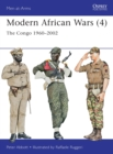 Modern African Wars 4 : The Congo 1960-2002 - Book