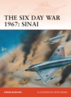 The Six Day War 1967 : Sinai - eBook