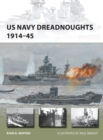 US Navy Dreadnoughts 1914-45 - Book