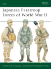 Japanese Paratroop Forces of World War II - eBook