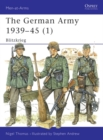 The German Army 1939 45 (1) : Blitzkrieg - eBook