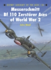 Messerschmitt Bf 110 Zerst rer Aces of World War 2 - eBook