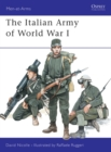 The Italian Army of World War I - eBook