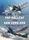 F6F Hellcat vs A6M Zero-sen : Pacific Theater 1943 44 - eBook