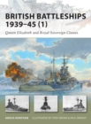 British Battleships 1939 45 (1) : Queen Elizabeth and Royal Sovereign Classes - eBook