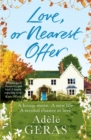 Love, or Nearest Offer - Book