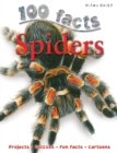 100 Facts Spiders - eBook