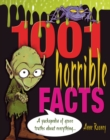 1001 Horrible Facts - eBook