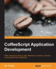 CoffeeScript Application Development - eBook