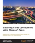 Mastering Cloud Development using Microsoft Azure - eBook