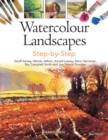 Watercolour Landscapes Step-by-Step - Book