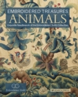Embroidered Treasures: Animals : Exquisite Needlework of the Embroiderers' Guild Collection - Book