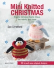 Mini Knitted Christmas - Book