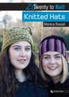 20 to Knit: Knitted Hats - Book