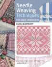 Needle Weaving Techniques for Hand Embroidery - Book