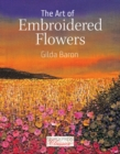 The Art of Embroidered Flowers - Book