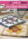 20 to Stitch: Mini Quilt Blocks - Book