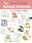How to Draw: Kawaii Animals : In Simple Steps - Book