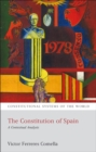 The Constitution of Spain : A Contextual Analysis - eBook