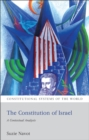 The Constitution of Israel : A Contextual Analysis - eBook