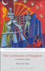 The Constitution of Singapore : A Contextual Analysis - eBook