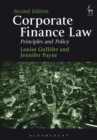 Corporate Finance Law : Principles and Policy - eBook