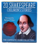 20 Shakespeare Children's Stories : The Complete Audio Collection - Book