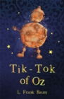 Tik-Tok of Oz - Book
