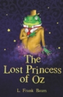 The Lost Princess of Oz - Book