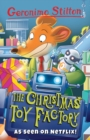 The Christmas Toy Factory - Book