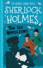 The Six Napoleons (Easy Classics) - Book