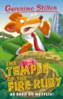 The Temple Of The Fire Ruby - Book