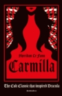 Carmilla : The cult classic that inspired Dracula - Book