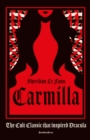 Carmilla : The cult classic that inspired Dracula - eBook