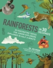 Rainforests in 30 Seconds : 30 fascinating topics for rainforest fanatics explained in half a minute - Book