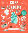 Chef Academy : Are you ready for the challenge? - Book