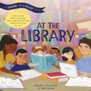At the Library : A shine-a-light book - Book
