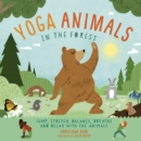 Yoga Animals: In the Forest - Book