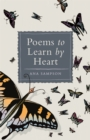 Poems to Learn by Heart - Book