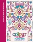 Colour Therapy Notecards - Book