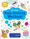 Junior Brain Straining Workout - Book