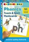 Phonics touch & spell flashcards: Graad R - Book
